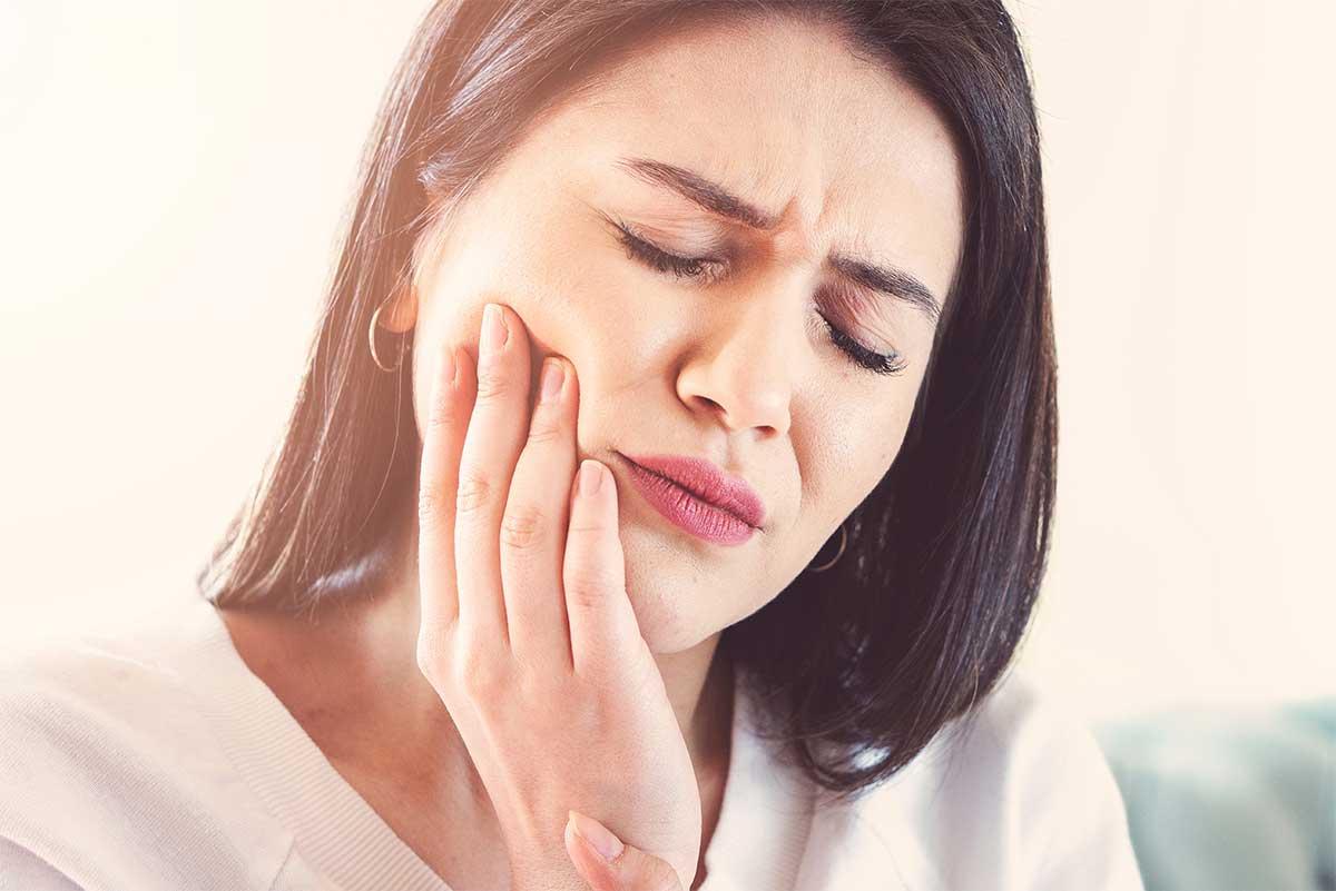 Gum sensitivity