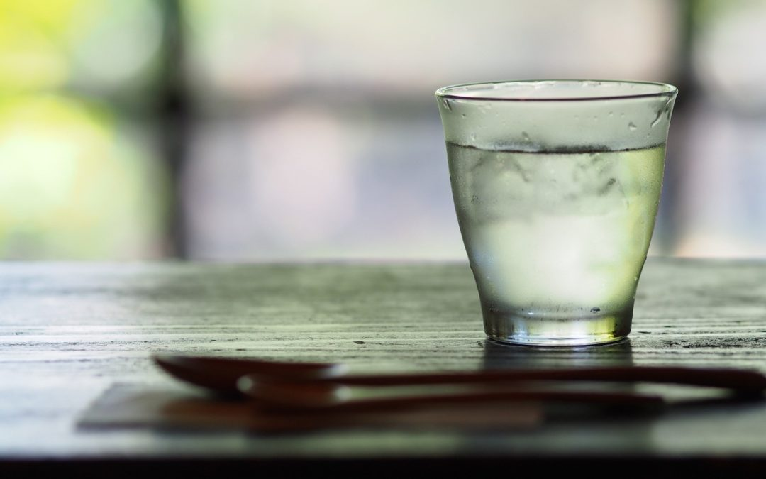Drinking More Water Makes a Healthy Smile!