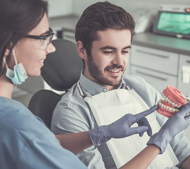 Leawood The Dental Implant Procedure