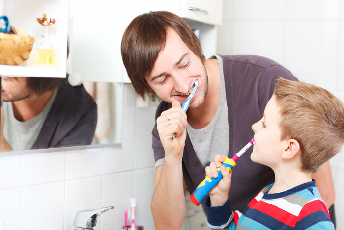 Tips And Tricks To Motivate Your Child For Brushing Teeth