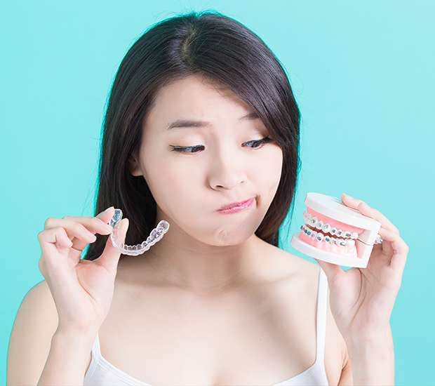 Leawood Which is Better Invisalign or Braces